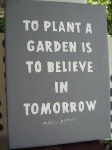 Gardening Quote Koro